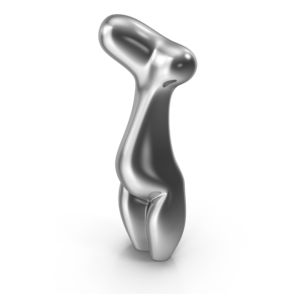 Yin Sculpture Steel PNG & PSD Images