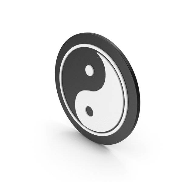 Yin Yang Icon PNG & PSD Images