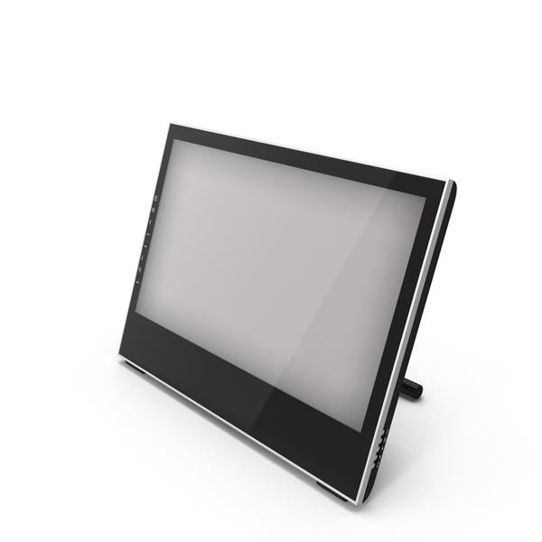Yiynova MSP19U Tablet Monitor PNG & PSD Images