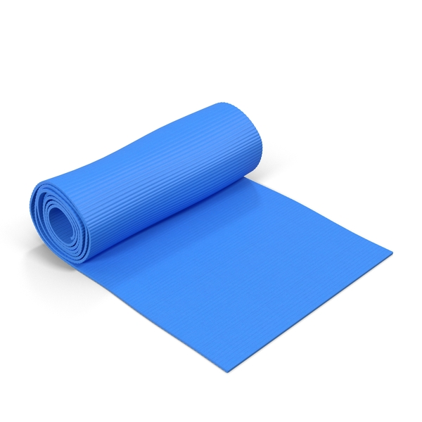 Yoga Mat Object