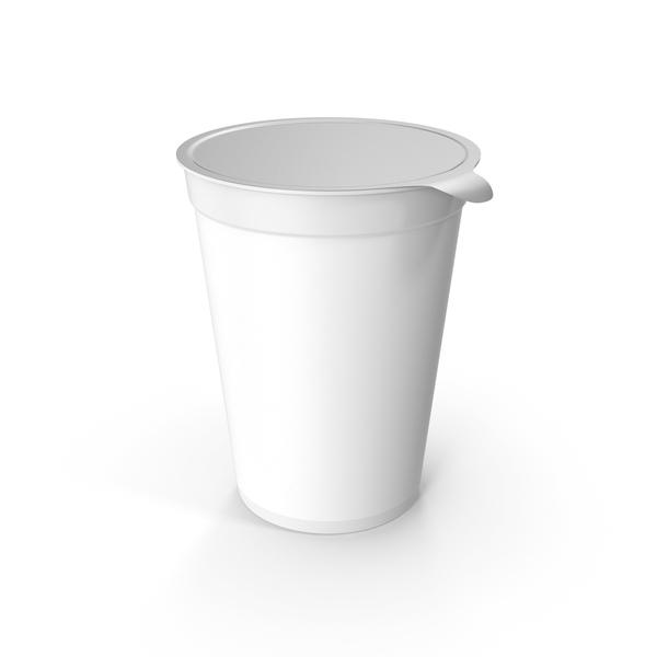 Yogurt Cup PNG & PSD Images