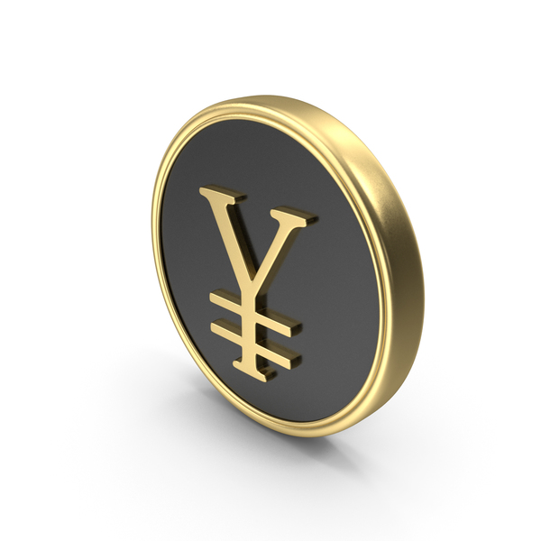 Yuan Coin Logo Icon PNG & PSD Images