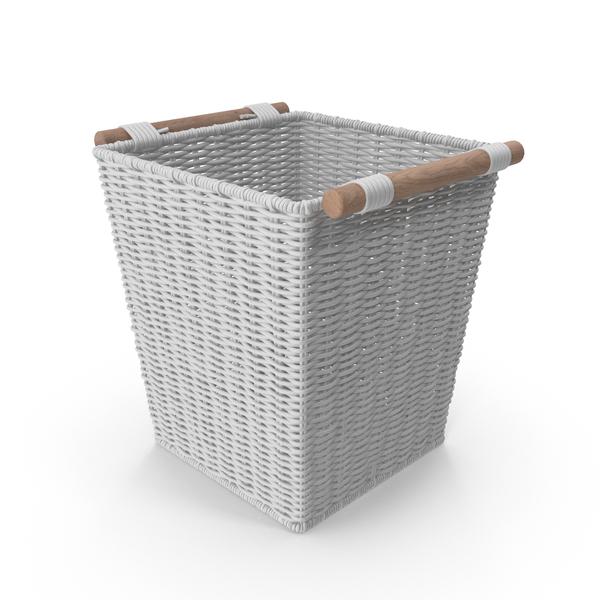 Zara Tall Basket PNG & PSD Images