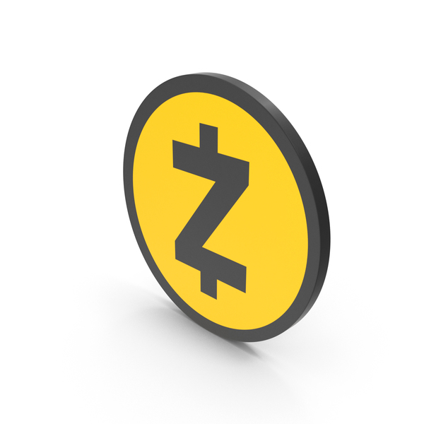 Zcash Coin Icon PNG & PSD Images