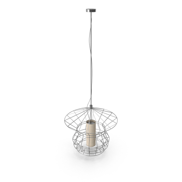 Zeppelin Ceiling Lamp by Cattelan Italia PNG & PSD Images