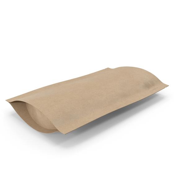 Zipper Paper Bag 50g PNG & PSD Images
