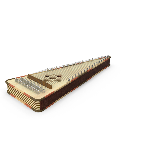 Zither Object