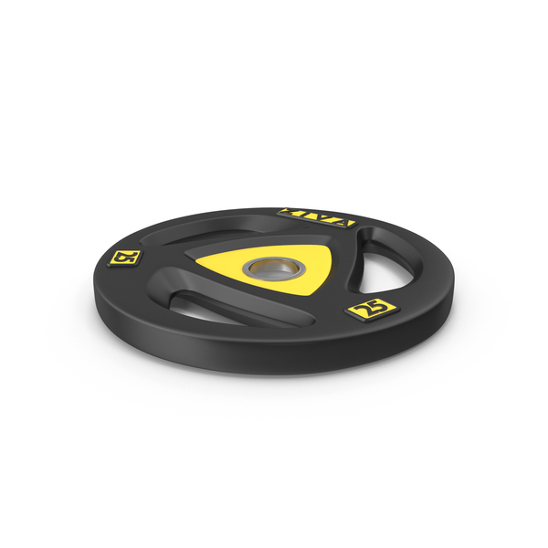 ZIVA Gym Weight Object
