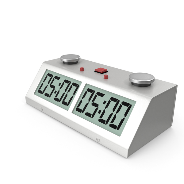 ZMart Pro Digital Chess Clock PNG & PSD Images