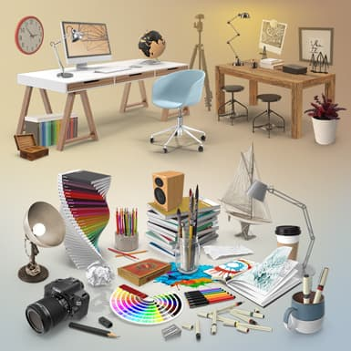 Creative Workspace Collection
