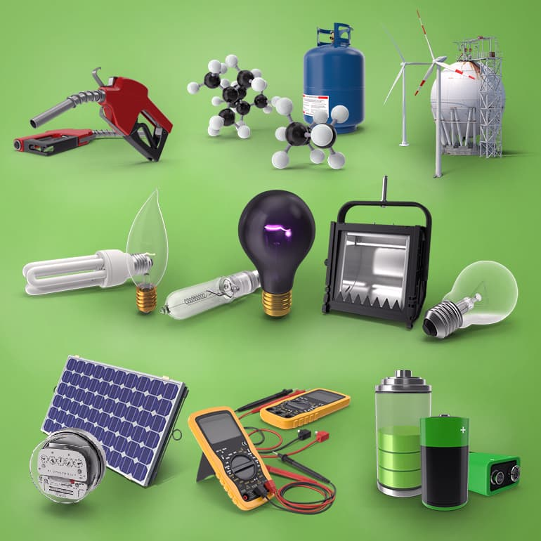 Energy Collection PNG Images & PSDs For Download