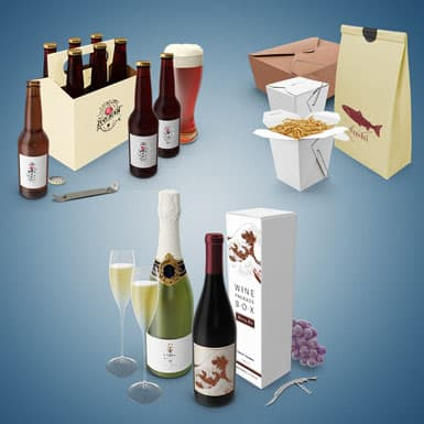 Food Packaging Collection