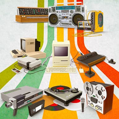 Retro Tech Collection