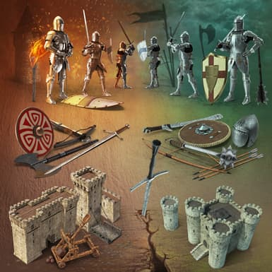 Medieval Combat Collection
