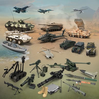 Modern Military Collection