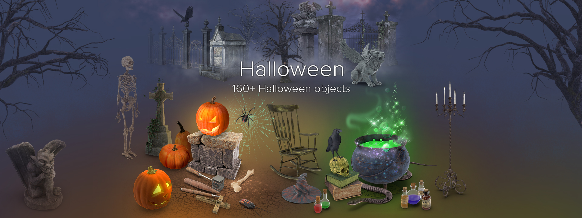 halloween collection png images & psds for download | pixelsquid