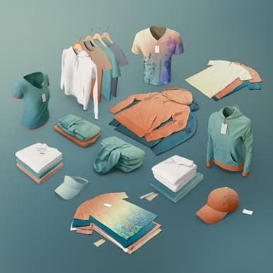 Apparel Mockups Collection