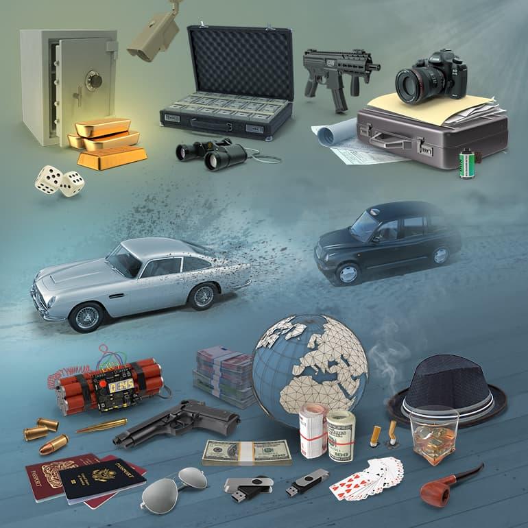 Secret Agent Collection