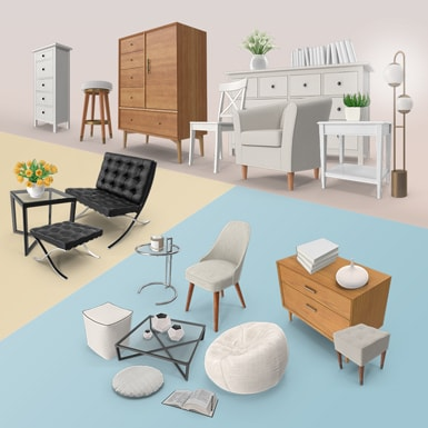 Modern Furnishing Collection