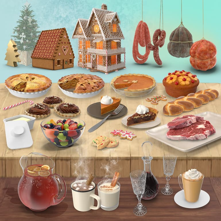 Holiday Feast Collection