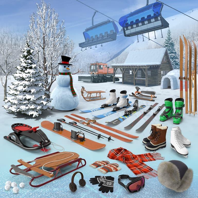 Ski Resort Collection