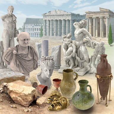 Greco-Roman Style Collection