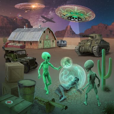 Roswell Collection
