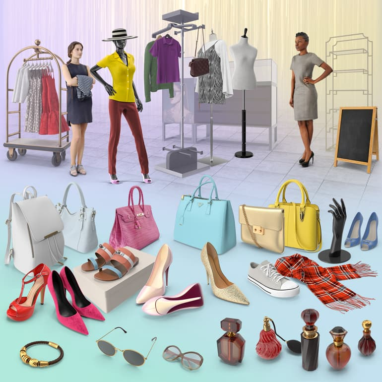 Fashion Boutique Collection